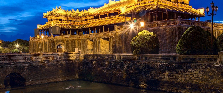Königlicher Palast in Hue
