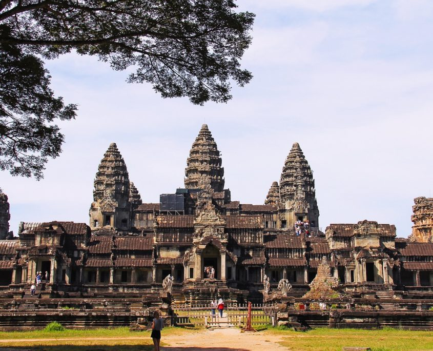 Vietnam Angkor Wat Rundreise