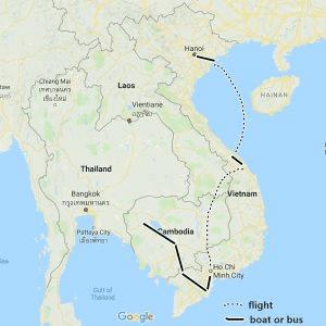 map Southeastasia