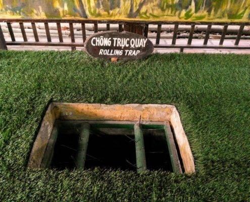 Cu Chi - Rolling Trap