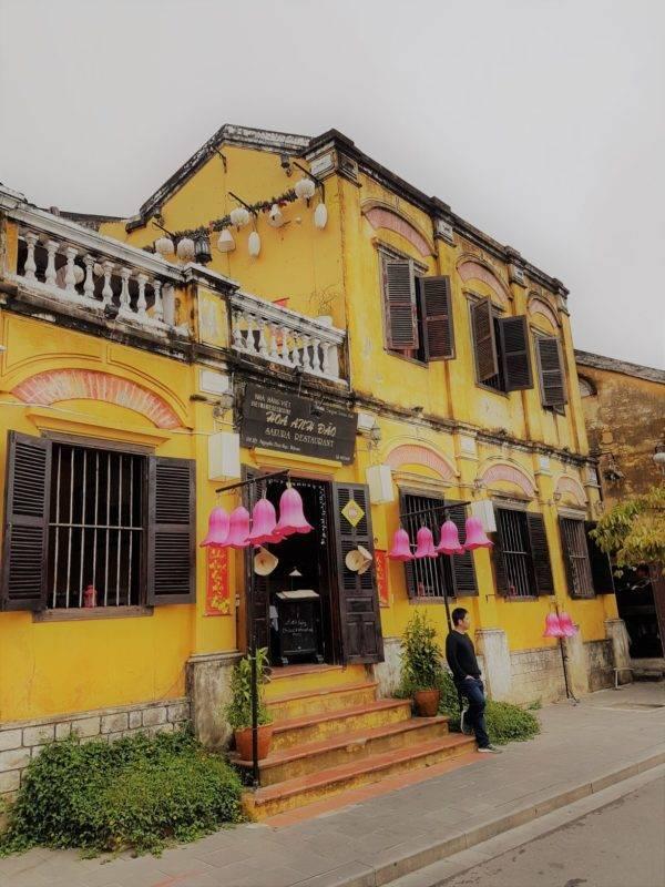 HISTORISCHES HOI AN Gebäude