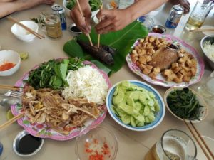 Homestay Lunch Can Tho