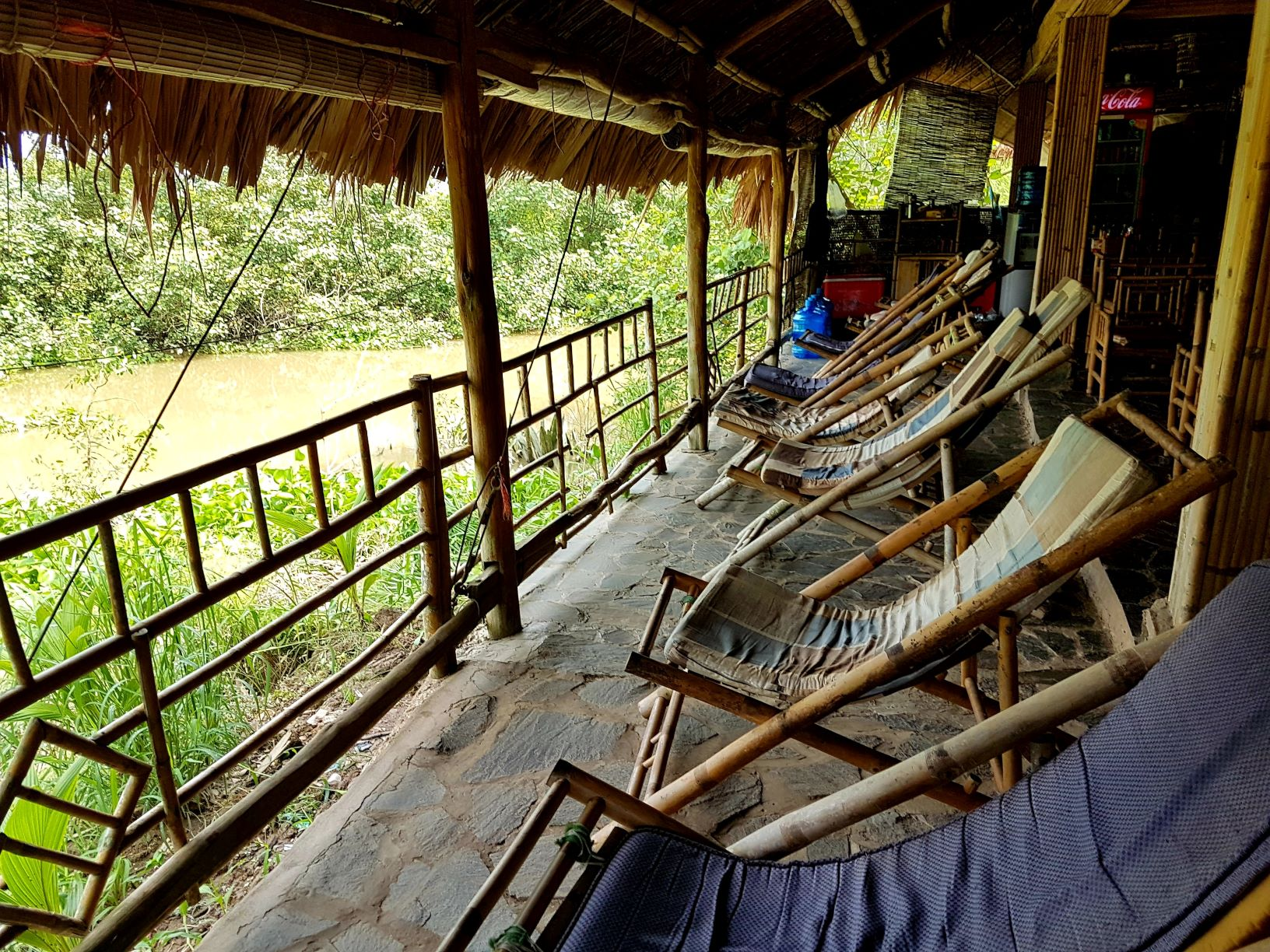 Homestay River Chairs