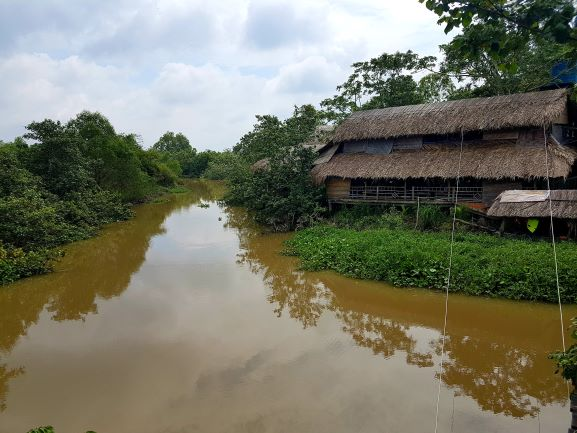 Homestay River view Can Tho