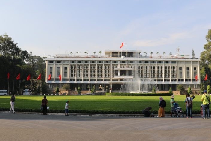 Independence Palace Saigon