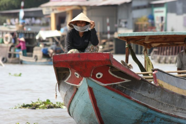 Mekong Delta Händler