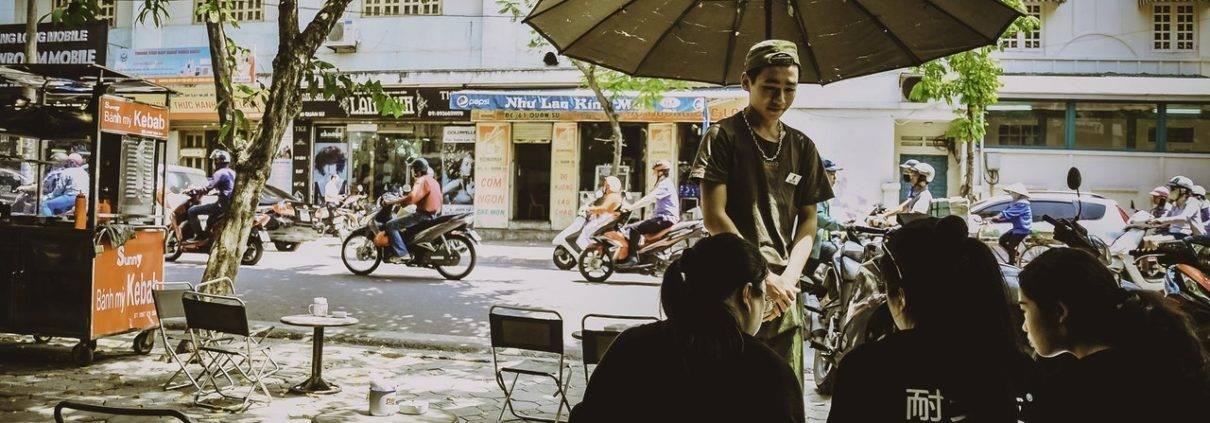 Vietnam Street Caffee