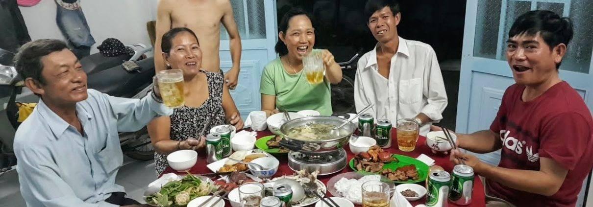Mekong Delta Dinner BBQ