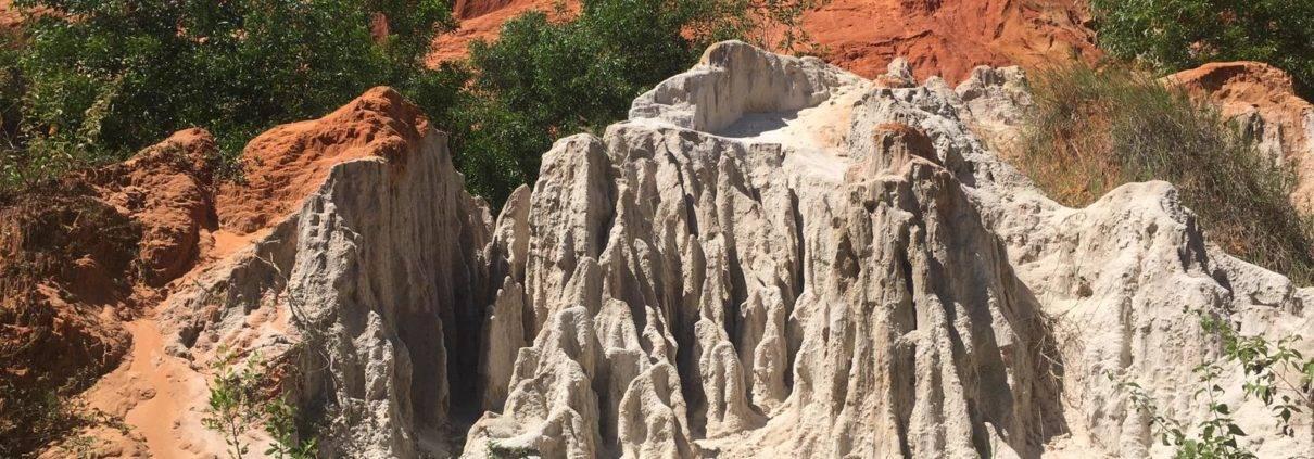 Rock Formation Mui Ne