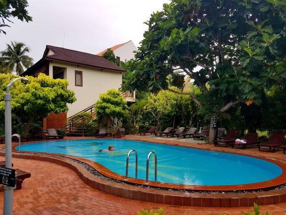 Swimmingpool in Mui Ne