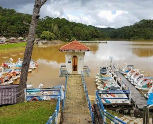 Love Valley Da Lat Boats