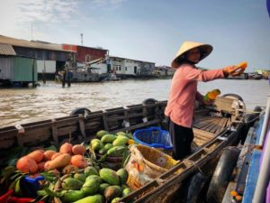 Fruit Dealer Mekong Delta
