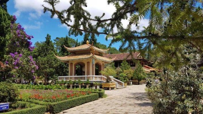Da Lat Pagoda