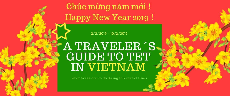 Tet Feiertage in Vietnam
