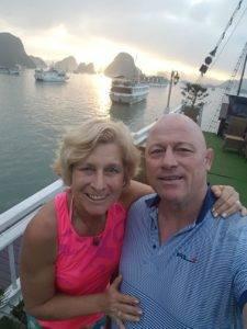 Karin und Peter