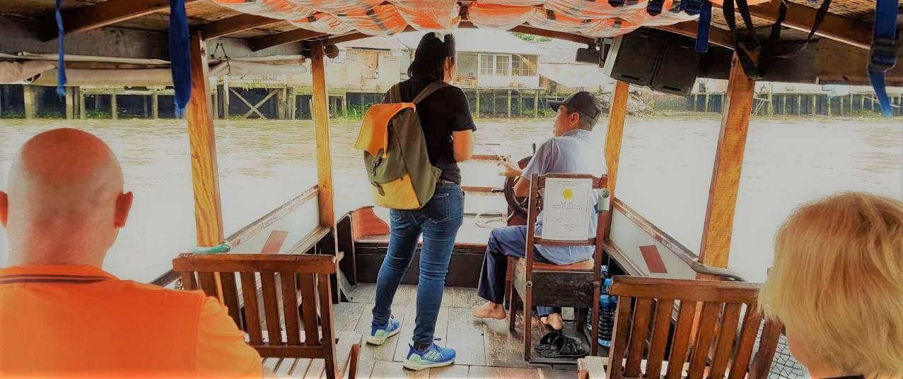 Cai Be Boat