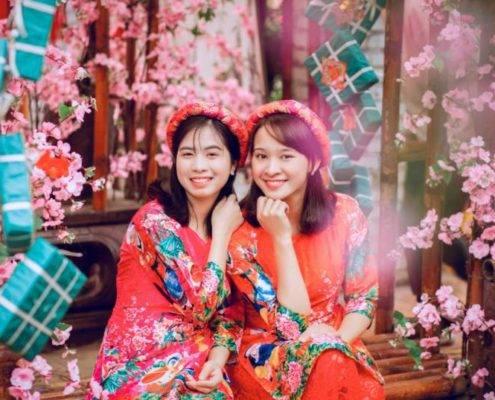 Vietnamese Ladys