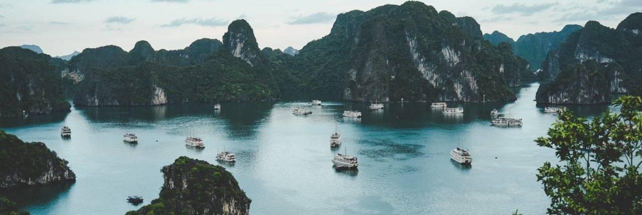Halong Bay Boats