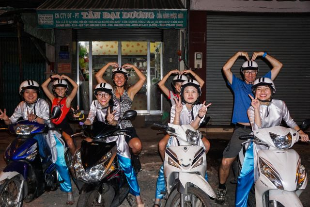 Saigon Scooter Tour