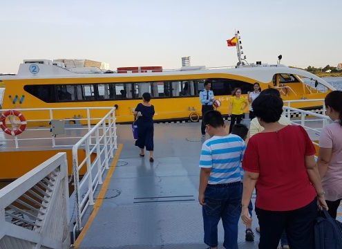 Saigon wasserbus