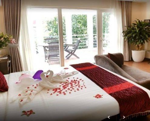Hanoian Hotel Hanoi Room