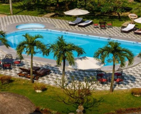 Huong Giang Hotel Hue Swimming Pool