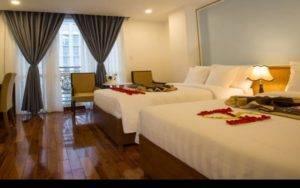 Huong San Annex Room