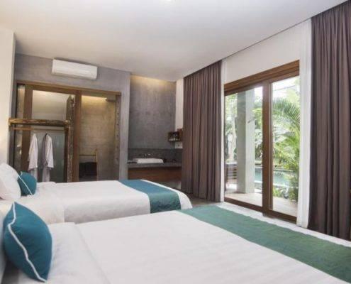 Sarina Botique Hotel PP Room