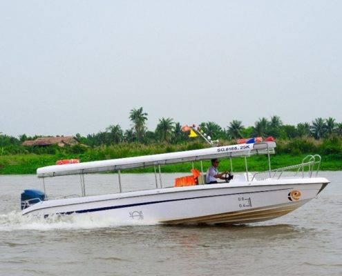 Cu Chi Tunnel Speedboat Tour