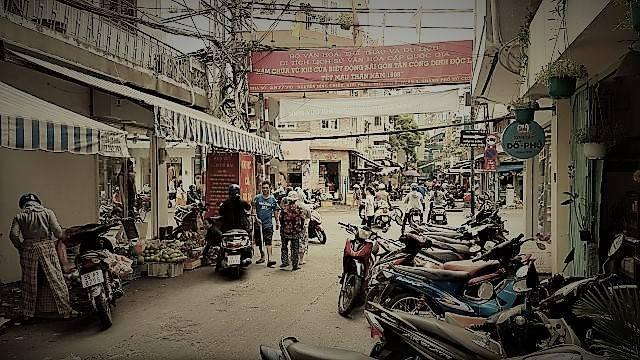 Nguyen Dinh Chieu Straße