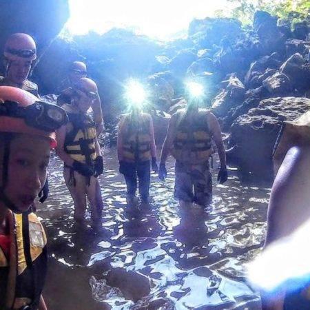Tra Ang cave entry