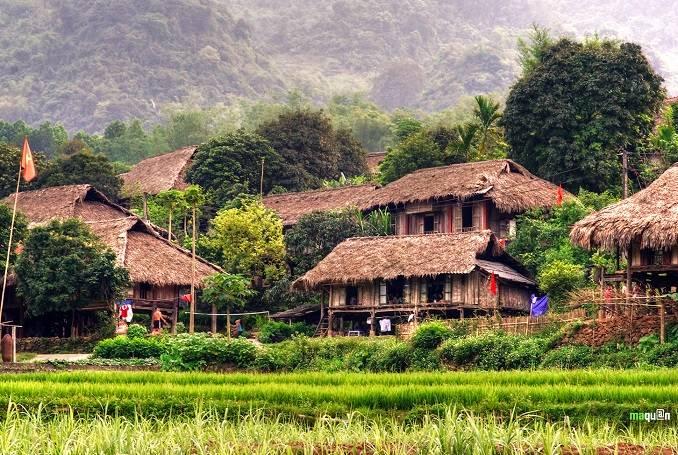Mai Chau Village