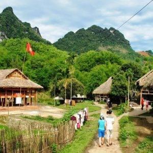 Mai Chau Dorf