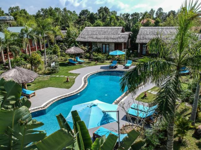 Cootage Village Phu Quoc - Swimming Pool
