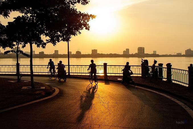 hanoi fahrrad tour
