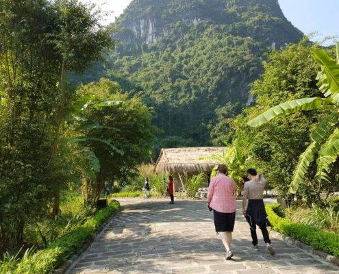 Trang an Kong Island