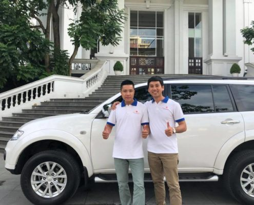 Privat Pkw transfer Unseen Vietnam Tours