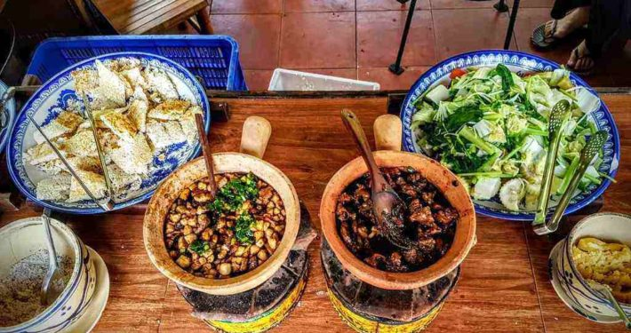 Binh Quoi Village Buffet