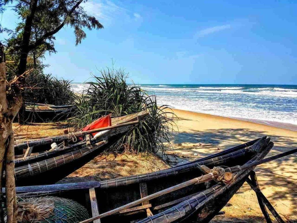 Thuan An beach Unseen Vietnam