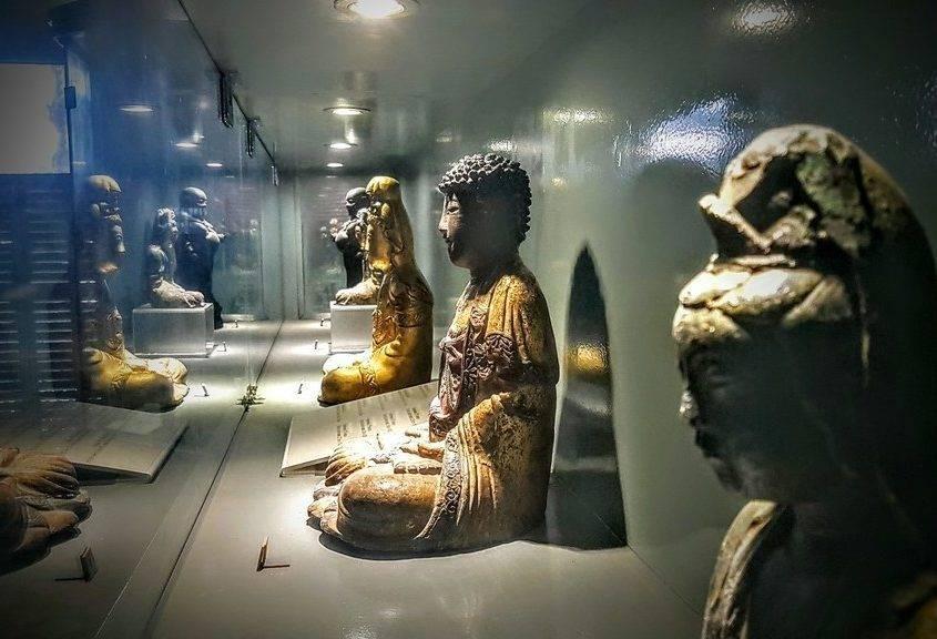 Cham Kunst Saigon Fine Arts Museum