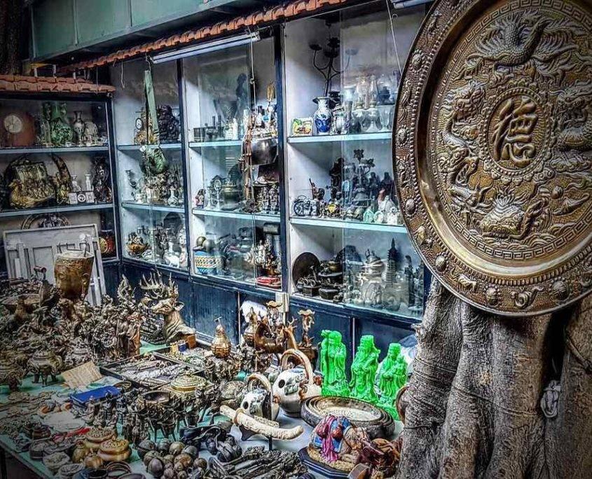 Saigon Antikmarkt