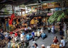 Cho Do Market saigon