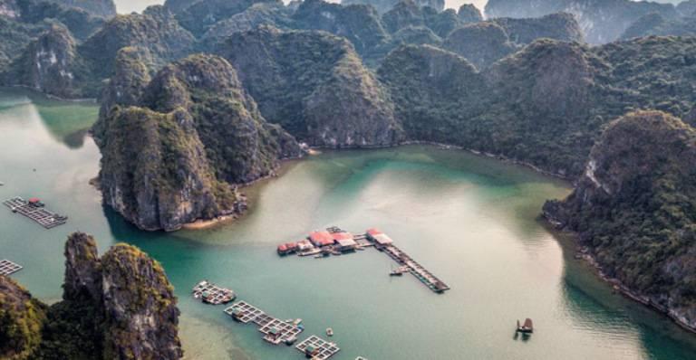 Bai Tu Lung Bucht Unseen Vietnam Tours