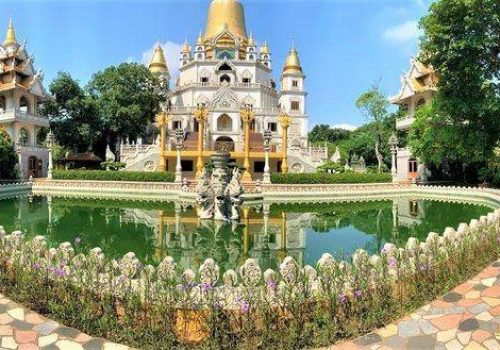 Saigon Ausflug Buu Long