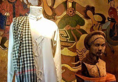 Saigon Ausflug Ao Dai Museum