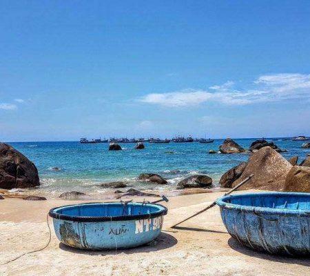 Ke Ga Fishing Village