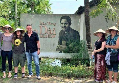 Unseen Saigon Ausflug Ao Dai Museum